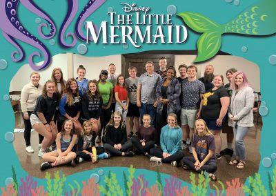 Mermaid Cast Photo